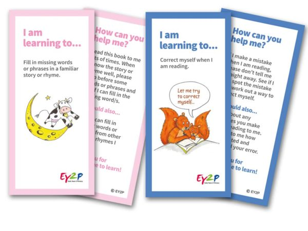 Photo: EY2P Bookmarks